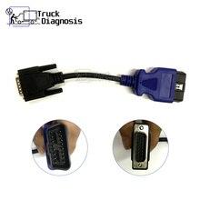 PN 444009 J1962 OBDII für xtruck Usb verbindungs 125032 Lkw Diesel Lkw diagnosewerkzeug