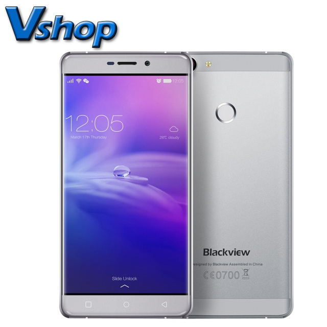 Original Blackview R7 4G Mobile Phone Android 6.0 4GB RAM 32GB ROM Octa Core 1080P 13.0MP Camera Dual SIM 5.5 inch Cell Phone