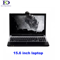 2017 Kingdel Windows 7 Laptop Pentium N3520 Intel HD Graphics HDMI VGA USB WIFI play games 15.6 Netbook Computer Bluetooth HDD