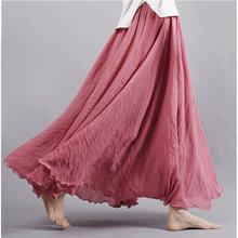 1bab29ae Popularne Long Maxi Boho Skirts- kupuj tanie Long Maxi Boho Skirts ...