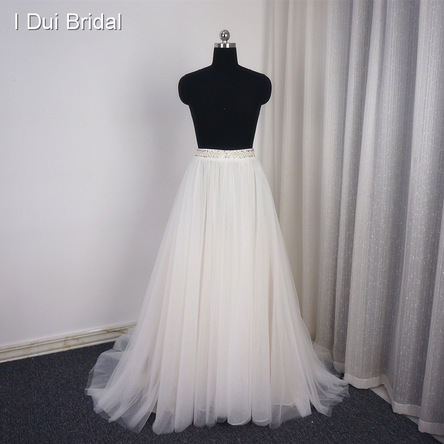 only skirt bridal dress casual rustic wedding skirt