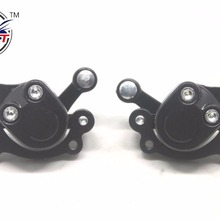 Front Rear Left Right Disk Brake Caliper 33CC 43CC 47CC 49CC Pocket Pit Dirt bike Pit Mini moto Atv