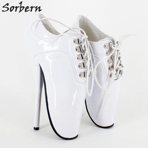 aae073826c9 Sorbern Woman High Black Ankle Pointed Toe Sexy Shoes