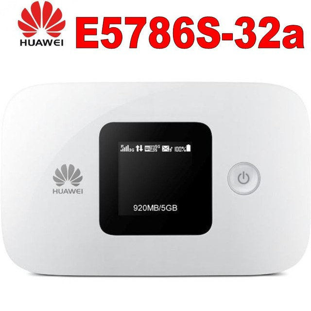 US $139 04 12% OFF|Huawei E5786s 32a 300MBPS 4G LTE MOBILE BROADBAND ROUTER  -in Modem-Router Combos from Computer & Office on Aliexpress com | Alibaba