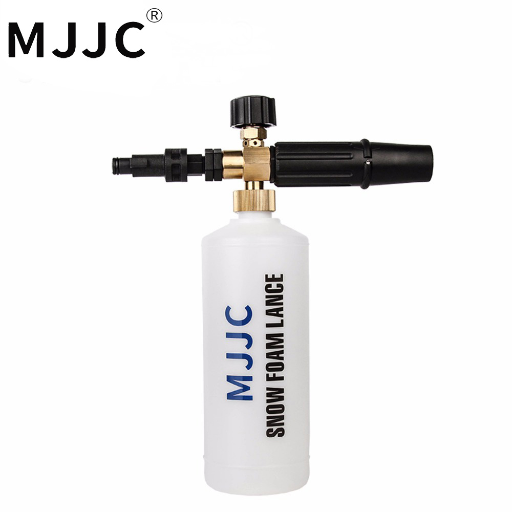 MJJC Brand 2017 with High Quality Snow Foam Lance Faip Pressure Washer old type like aquatak 10, 100, 150 high quality export type oxygen pressure regulator brass type