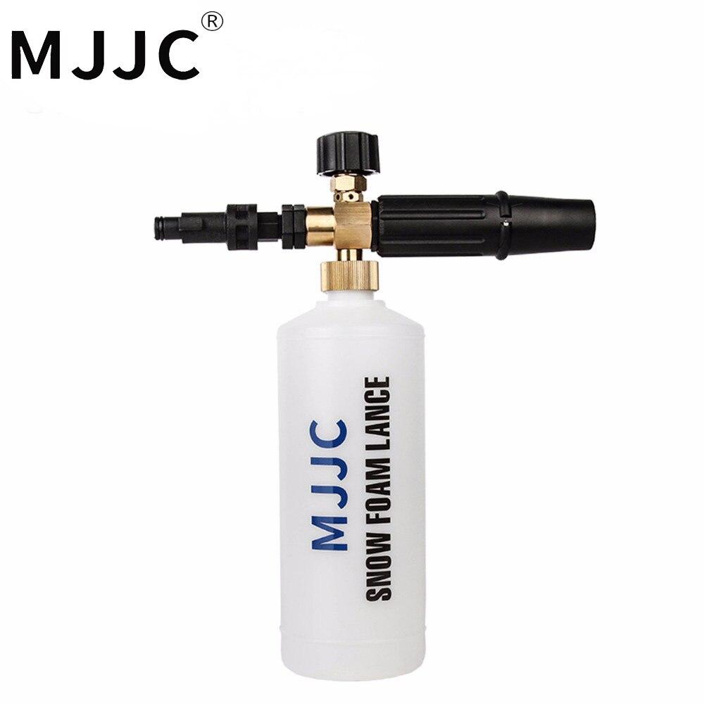 MJJC Marke 2017 mit Hoher Qualität Schnee Foam Lance Faip Hochdruckreiniger alte art wie aquatak 10, 100, 150