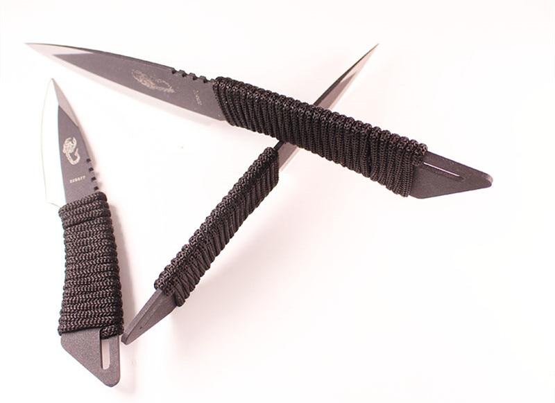 Counter Strike Hawkbill Tactical Claw Nóż Karambit Real Combat - Narzędzia ręczne - Zdjęcie 6