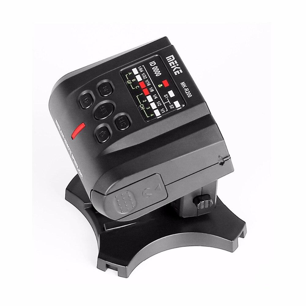 Meike MK-R200 2.4GHz Wireless Remote Flash for Sony Digital SLR Cameras вспышка sunpak pz42x digital flash for sony
