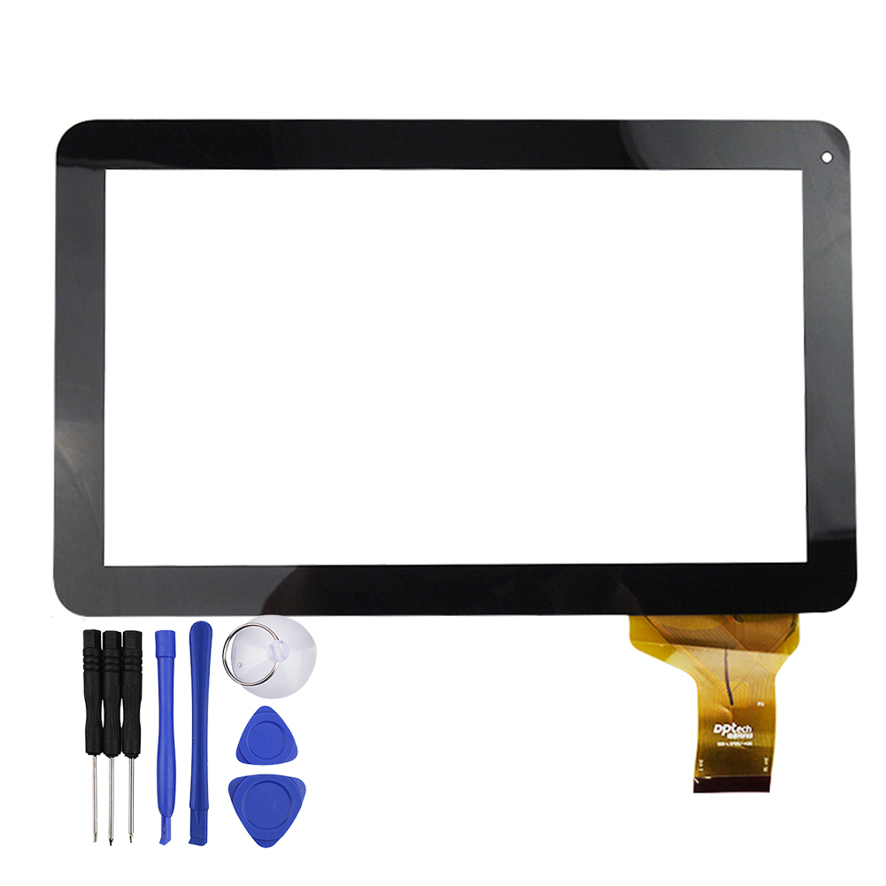 10.1 inch Touch Screen MF-595-101F-2 FPC for  eXpro x11 Tablet Digitizer Panel Glass Sensor Replacement  Free Shipping new 9 inch black touch screen for expro x9 tablet digitizer glass panel sensor replacement free shipping