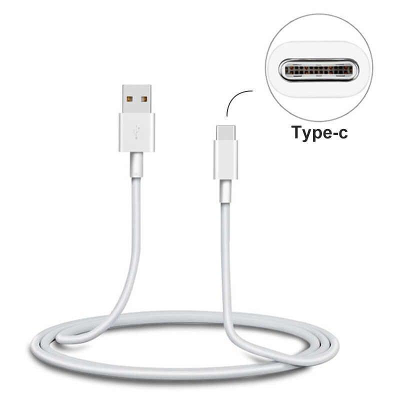 Asli Huawei 2A Tipe C Kabel Cepat Charge Cepat Biaya Telepon Kabel Charger Kabel untuk Huawei Honor 8/9