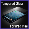 20pcs/lot Explosion-Proof Clear Tempered Glass Screen Protector Film For iPad mini