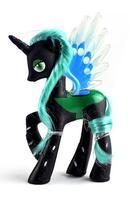 Unicorn Pets Horse Queen Chrysalis PVC Toy Christmas Little Gift