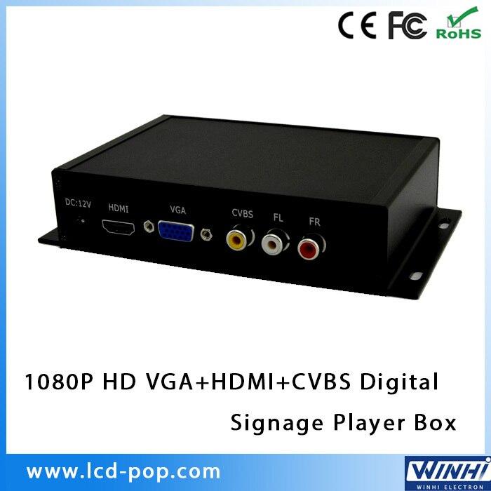Súper tiempo función de interruptor VGA CVBS función de control ...