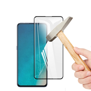 Image 3 - Full Cover Tempered Glass For Vivo S1 Screen Protector protective film For Vivo S1 glass