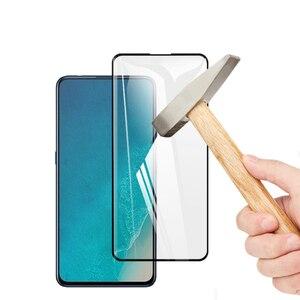 Image 3 - מלא כיסוי מזג זכוכית עבור Vivo S1 מסך מגן מגן סרט עבור Vivo S1 זכוכית