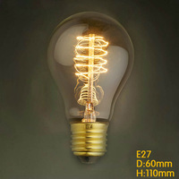 LightInBox E27 40W AC220V Globe Retro Edison LED Light Bulb For Dining Room Restaurant Coffee Bar Light Vintage A19 Edison Bulb