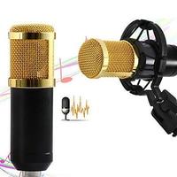 BM 800 Condenser Pro Audio Microphone Sound Studio Dynamic Mic Shock Mount