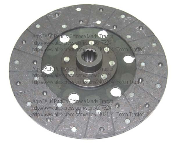 Foton tractor parts, the disc (auxiliary), part number: PTD800.211E.14 б у foton bj1049