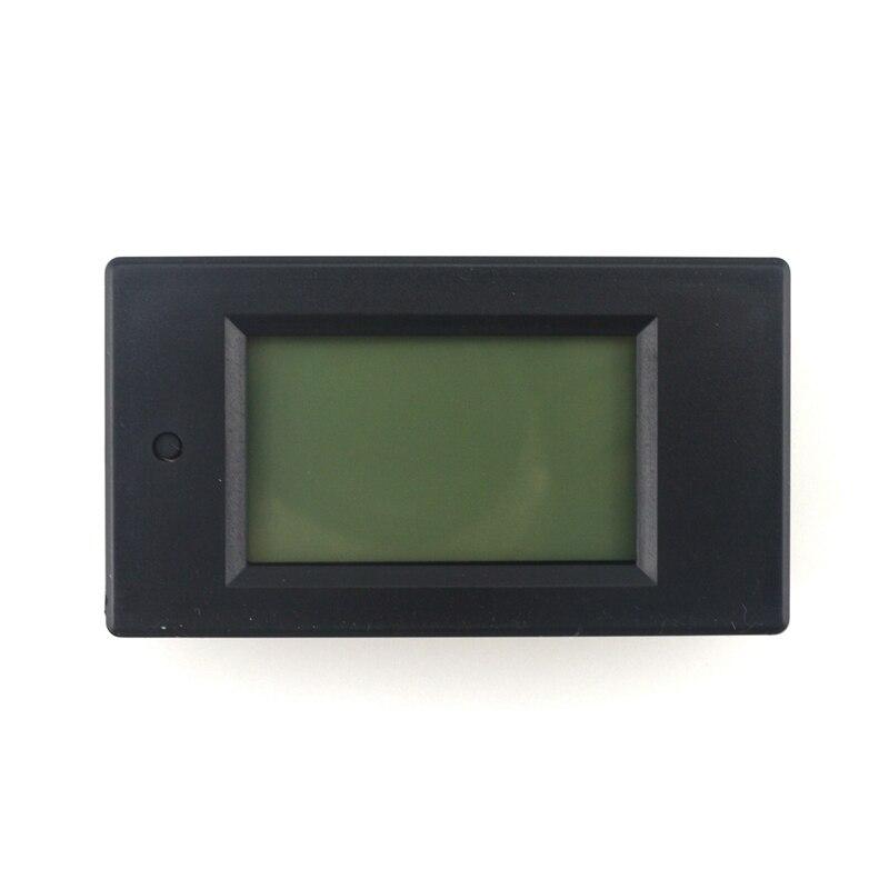 DC 6,5 ~ 100V 0 ~ 20A digitální LCD volt AMP voltmetr ampérmetr - Měřicí přístroje - Fotografie 4