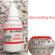 цена на Super stainless steel flux soldering agent, welding battery, copper, iron, galvanized sheet, liquid rosin welding, nickel film