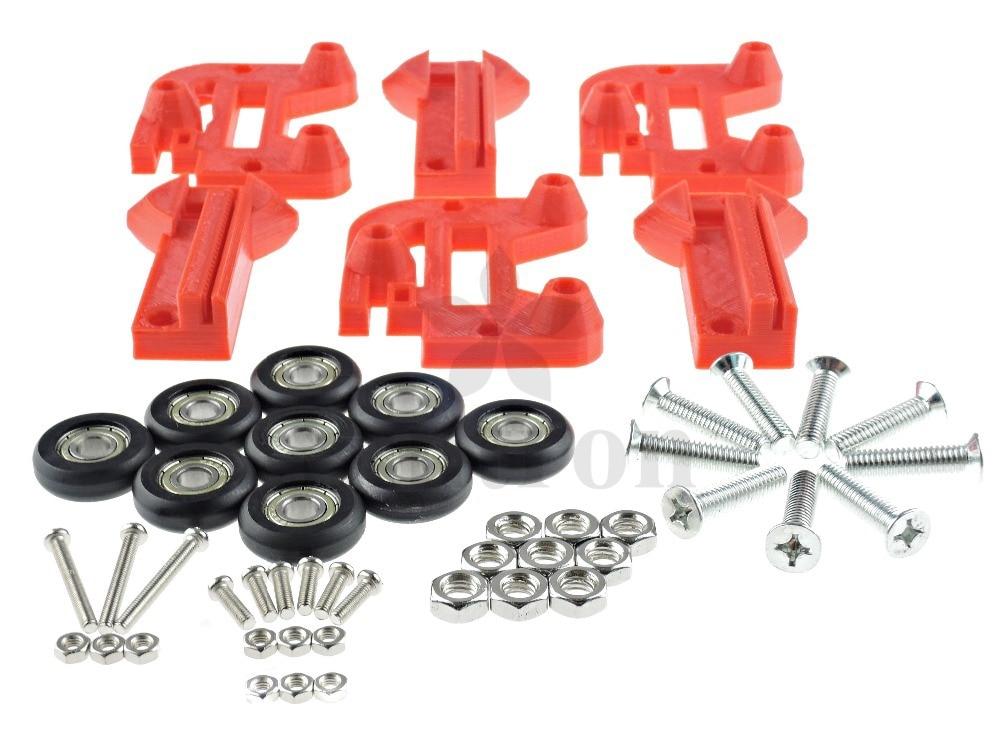 [SINTRON] ÚJ 3D nyomtató, Kossel Mini teljes készlet, automatikus - Játékok és tartozékok - Fénykép 6