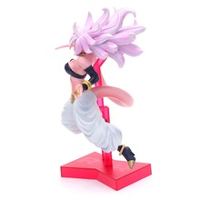 12-48cm Figuarts ZERO Majin Buu PVC Action Figures Dragon Ball Z Super Saiyan Dragonball DBZ Esferas Del Toys