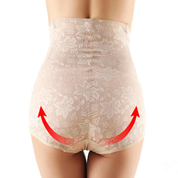 34939f3682a1 ... Newest Tummy Control Underbust Shapers Slimming Underwear Seamless High  Waist Shapewear Corset Black / White Control