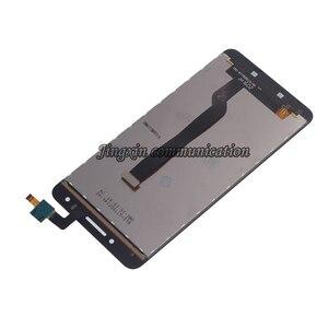 Image 4 - לzte להב A570 LCD תצוגה + מסך מגע Digitizer עצרת החלפת 100% מקורי נבדק משלוח חינם + כלים