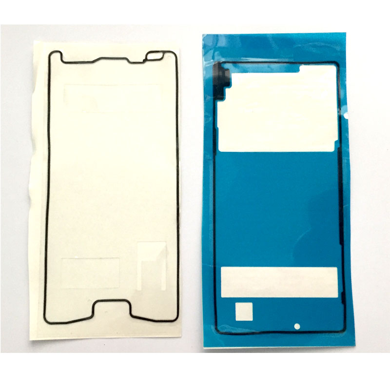 For Sony Xperia Z3 Plus/Z4 LCD + Battery Cover Waterproof Sticker Adhesive Glue Tape Repair Parts New Original