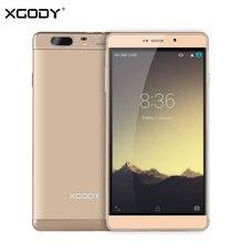 Оригинальный xgody Y13 разблокировать 3 г смартфон 6 дюймов Android 5.1 MTK MT6580 4 ядра 1 г + 16 г 8MP xgody 6 дюймов мобильный телефон