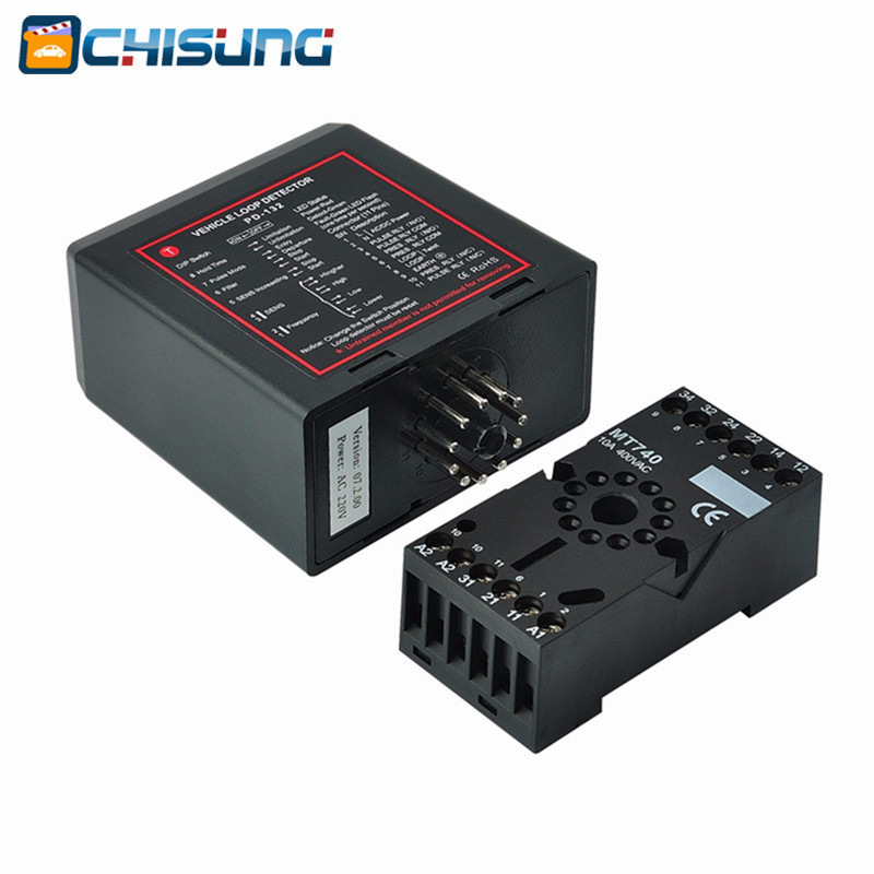 Chisung Single Channel Inductive Vehicle Loop Detector