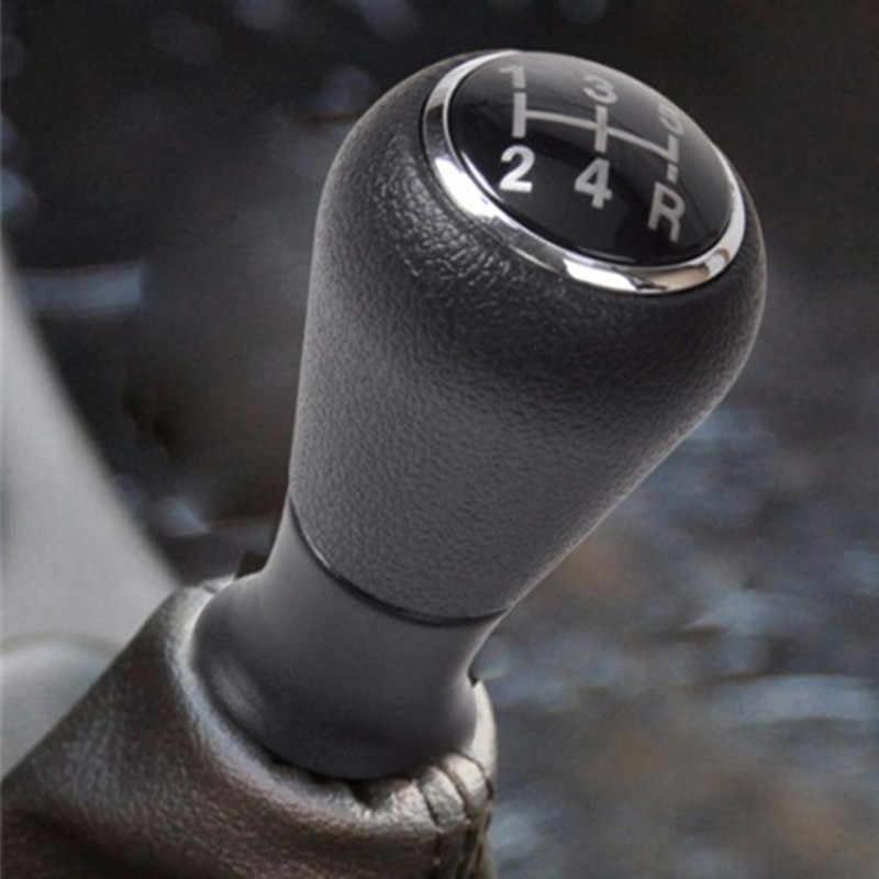 Coche pomo del cambio de marchas palanca para Citroen Picasso Saxo C1 C2 C4 C4 Peugeot 106, 107, 205, 206, 306, 406 307, 308, 3008, velocidad de 5 Estilo