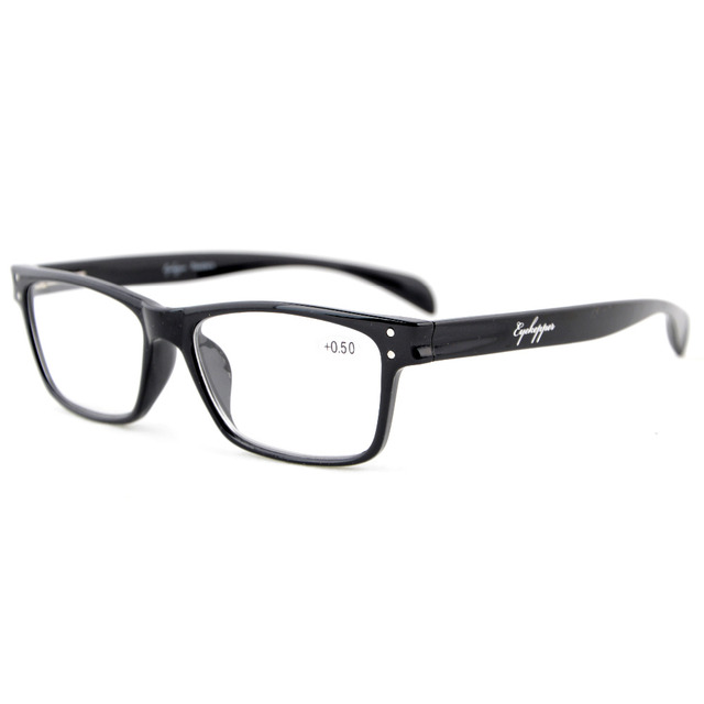 R090 Eyekepper Readers Quality Spring-Hinges Sport Style Reading Glasses +0.5/0.75/1.0/1.25/1.5/1.75/2.0/2.25/2.5/2.75/3.0/3.5/4