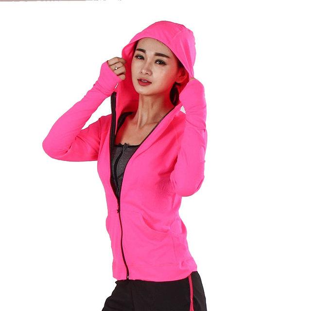 Thalia  Fitness Hooded Jacket