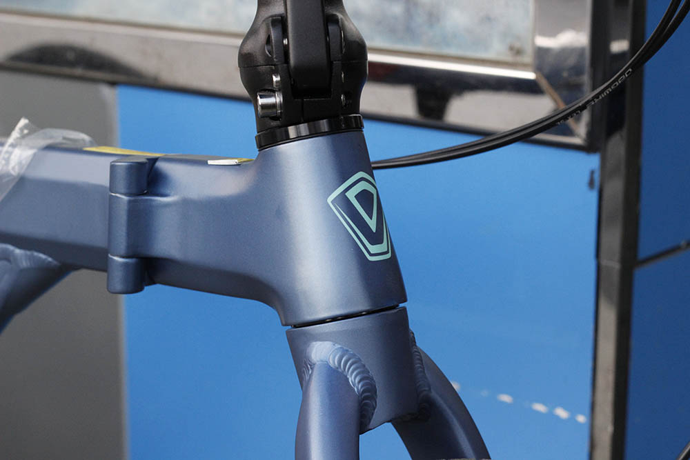 JAVA NEO alloy folding bike (3)