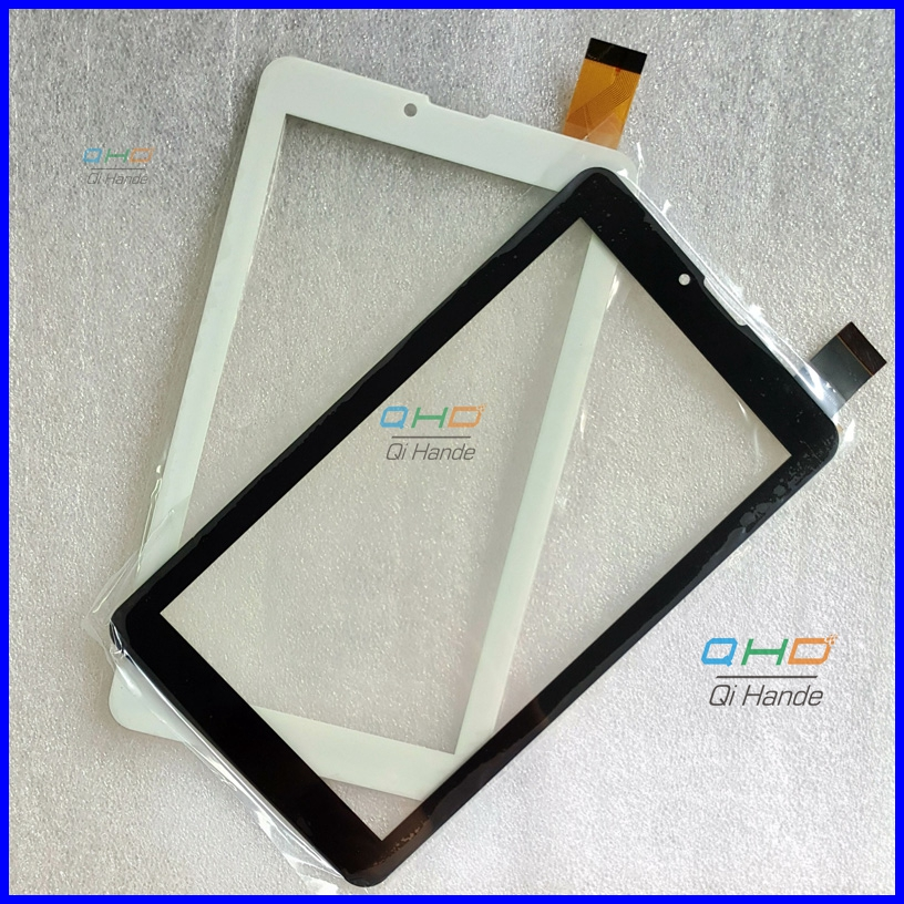 10pcs/lot New Touch screen Digitizer For 7 Digma Hit 3G ht7070mg / oysters T72X 3g Tablet Touch panel Glass Sensor Free Ship new for 7 oysters t72hm 3g t72v 3g oysters t72hri 3g tablet touch screen panel digitizer glass sensor free shipping