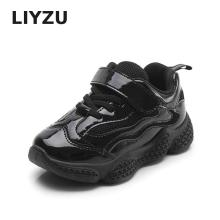 Children Breathable Sneakers Boys Girls Fashion Student Sports Shoes Wild Non-slip Casual Running Shoes Tide 2019 Spring New children breathable sneakers boys girls fashion student sports shoes wild non slip casual running shoes tide 2019 spring new