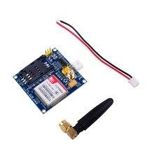 RCmall 5 V לוח פיתוח SIM900A GSM GPRS מודול 900 mhz 1800 MHZ לarduino FZ1393M