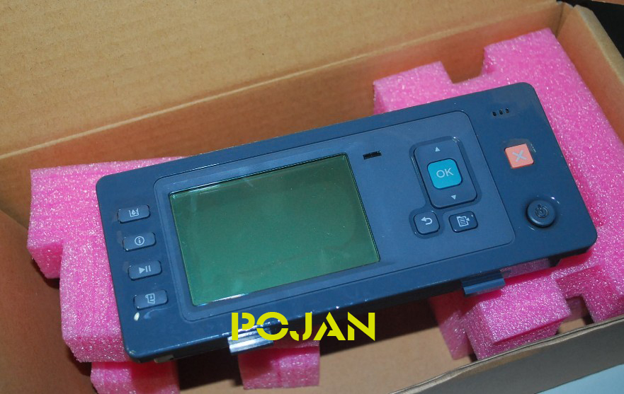 CK837-67006 Front panel assembly Refurbish For the Designjet T770 T1200 T620 T1120 PS POJAN PLOTTER PARTS цена