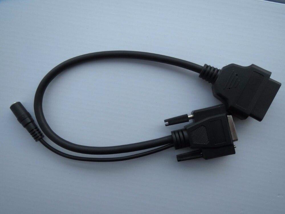 Prix pour Vente chaude 100% Original LAUNCH X431 Conversion Câble Adaptateur COM à obd2 obd 16pin pour X431 easydiag idiag mdiag golo, ect