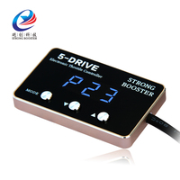 Strong booster Car throttle controller pedal commander work fast speed for Chevrolet Epica Dongfeng JOYEAR Succe JAC Refine S3