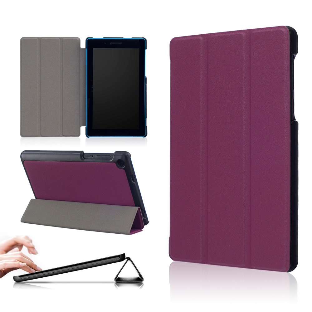 Case cover For Lenovo Tab3 7 730F 730X 730M Case Smart Protective Cover for Lenovo Tab 3 730x case anti knock cover for lenovo tab3 7 inch case armor kickstand silicone cover for lenovo tab3 7 tb3 730x tb3 730f m tablet shell