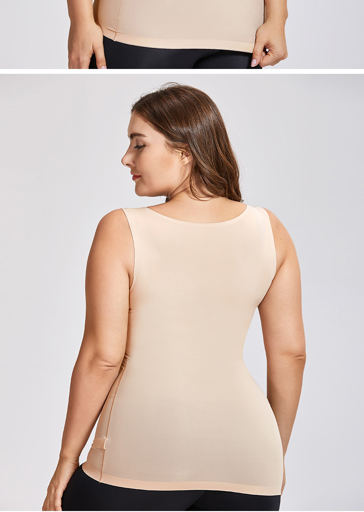 Waist Clinchers For a smooth look through your mid-section, choose a high waist shaper or a waist cincher. You'll find brief styles and thigh slimmer styles. Most extend to just below the bra line.