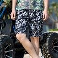 Совет Шорты Марка Одежды 2017 Летние Мужские Быстрое Высыхание Шорты Повседневные Плюс Размер Камуфляж Mans Шорты Бермуды Masculina K104