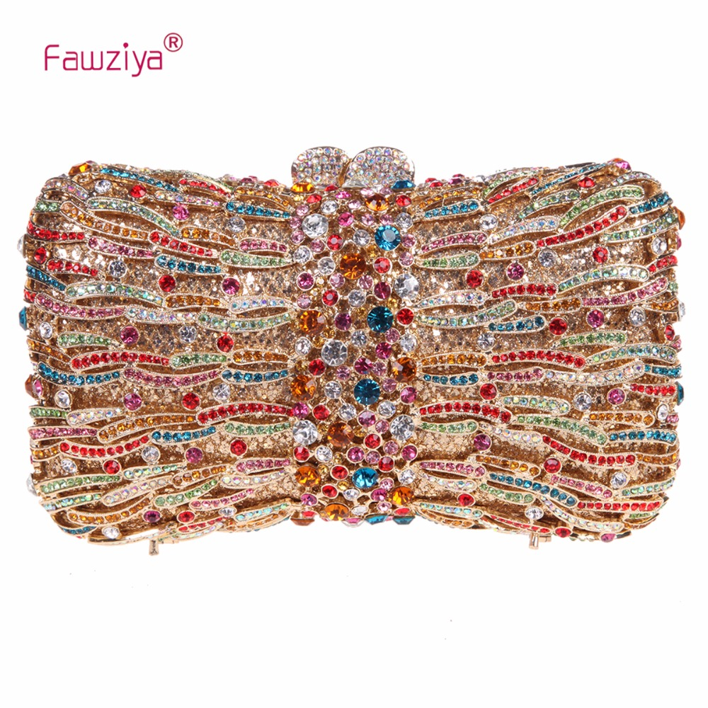 Fawziya Bag Ladies Handbags For Women Purses Brands Bags And Clutches For Prom