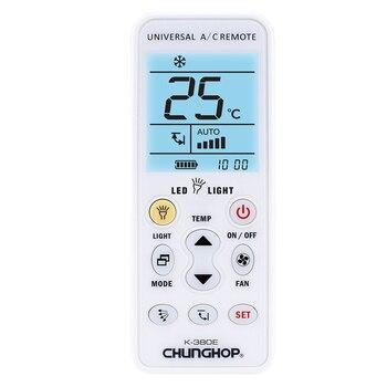 CHUNGHOP WIFI универсальный A/C Контроллер кондиционер пульт дистанционного управления CHUNGHOP K-380EW (ЕС вилка)