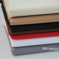 100 145cm Width Polyester Anti Slip Rubber Non Skid Fabric By Meter Plain Color Vinyl Non