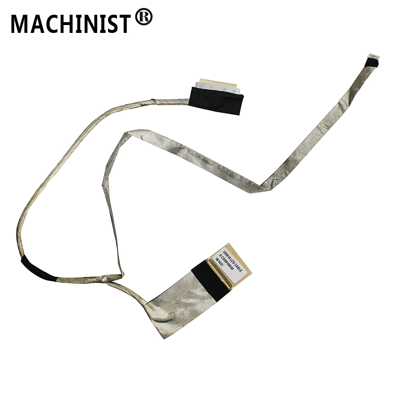 Video Screen Flex For Dell Inspiron 5721 3721 5737 Laptop LCD LED LVDS Display Ribbon Cable DC02001MH00 0249YD