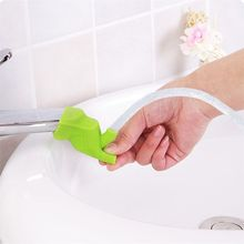 New Faucet Extender Durable Baby Washing Hands Fountain Food-grade Silicone Tap Kitchen hot sales