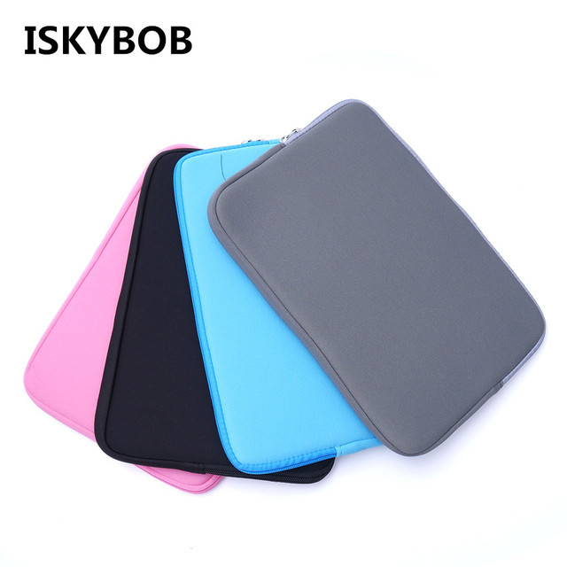 Laptop Case Bag Soft Cover Sleeve Pouch For